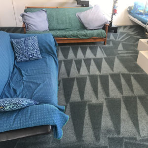 Residential carpet cleaning – Freemans Bay